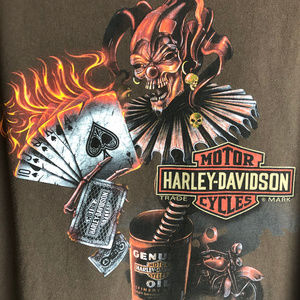 Las Vegas Harley-Davidson T Shirt